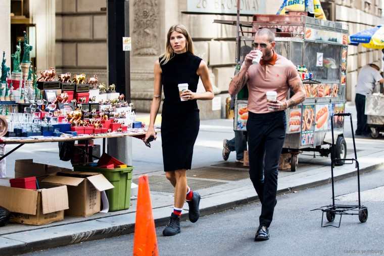 New York Fashionweek SS2016, day 4
